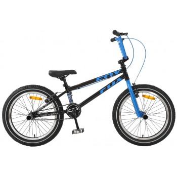 ВЕЛОСИПЕД BMX TECH TEAM FOX 20 синий