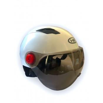 Шлем универсальный E-bike Helmet (Белый)