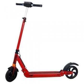 Электросамокат e-scooter S3, Красный