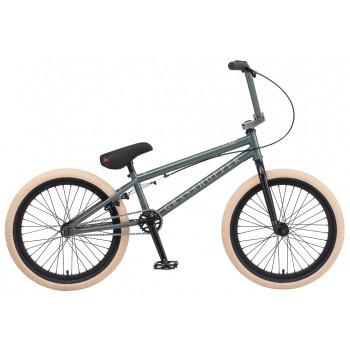 Велосипед BMX TT GRASSHOPPER оливковый