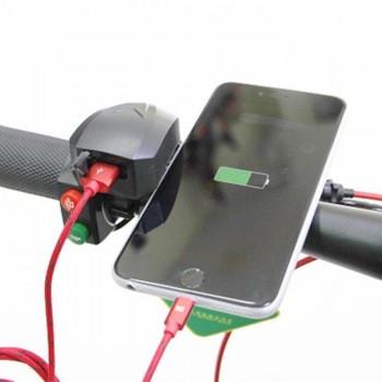 Универсальное зарядное устройство для смартфонов