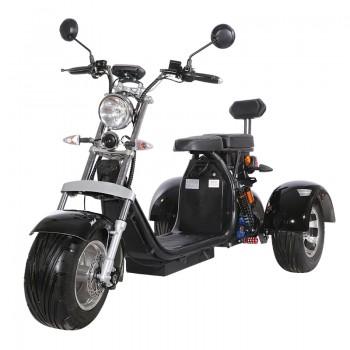 Электроскутер WS-Pro Трицикл Citycoco 2000W, 60В 20Ah