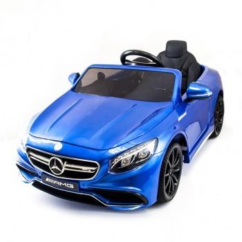 Детский электромобиль Mercedes Benz S63 LUXURY 2.4G HL169-LUX