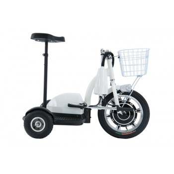 Электросамокат Easy Трицикл 350W Белый