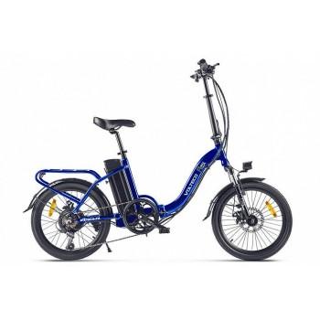 Электровелосипед Volteco FLEX UP Синий