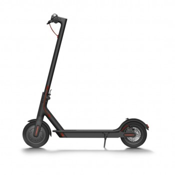 Электросамокат Xiaomi MiJia Electric Scooter 1S черный