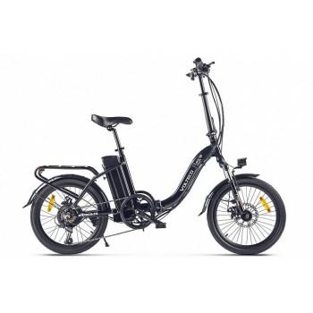 Электровелосипед Volteco FLEX UP черный